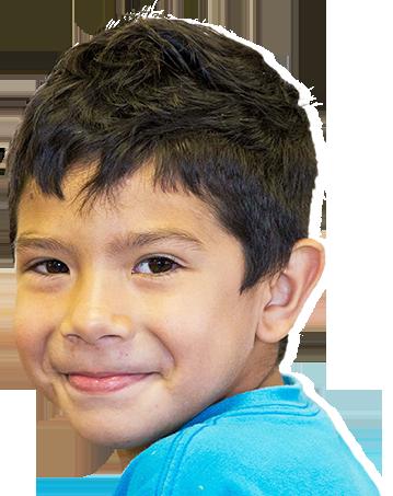 New Hope Charities child